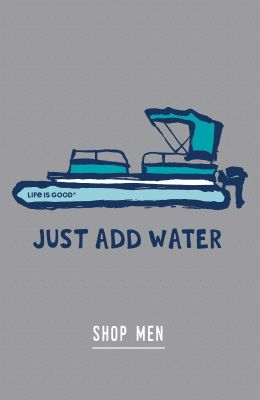 Just Add Water tees