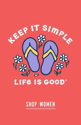 Keep it Simple - shop women's tees