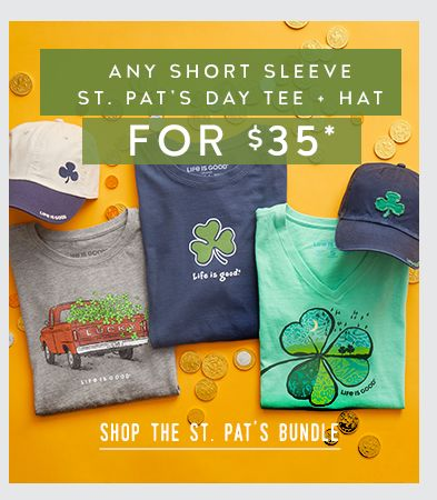 Shop St. Patrick's Day Bundle